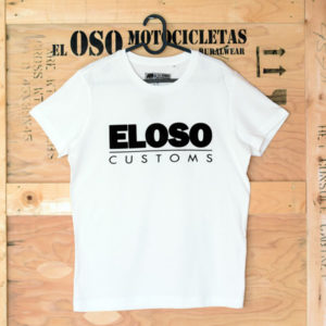 Camiseta orgánica El Oso Customs