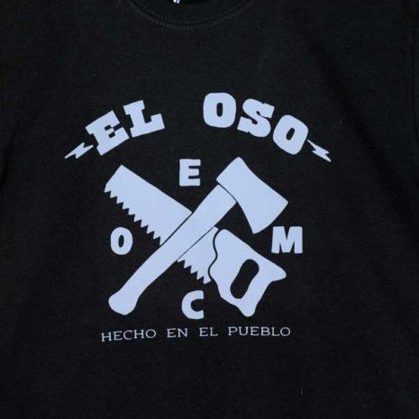 Logo hecho en el pueblo El Oso