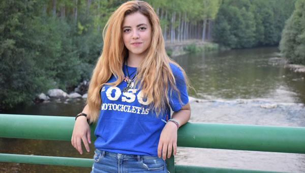 Camiseta El Oso Oeste para chica