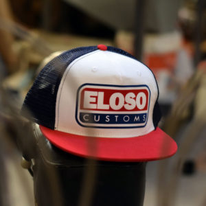 Gorra El Oso Customs trucker