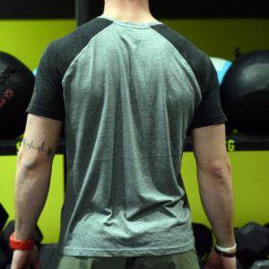 Camiseta entrenamiento bicolor El Oso