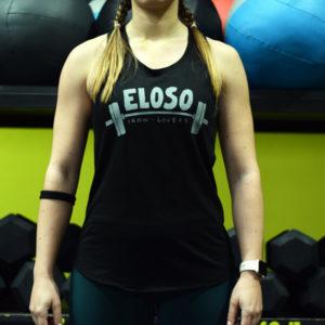 Camiseta de chica para entrenamiento de El Oso