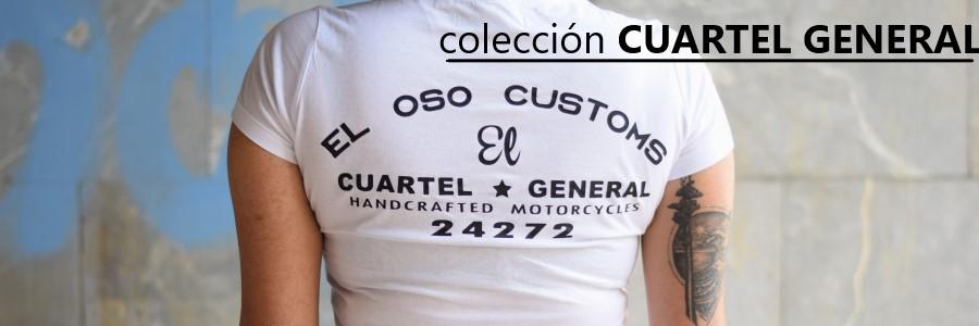 Colección Cuartel General de El Oso Motocicletas