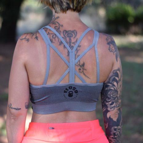 sujetador deportivo chica espalda El Oso